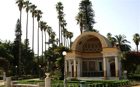giardino botanico palermo palermo aperto dopo 225 anni il cancello tra villa giulia