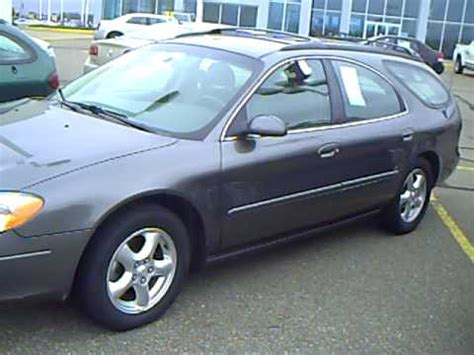 2002 ford taurus se wagon youtube