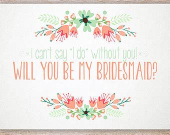 Welcome To The Wedding Party Create Events Will You Be My Bridesmaid Template