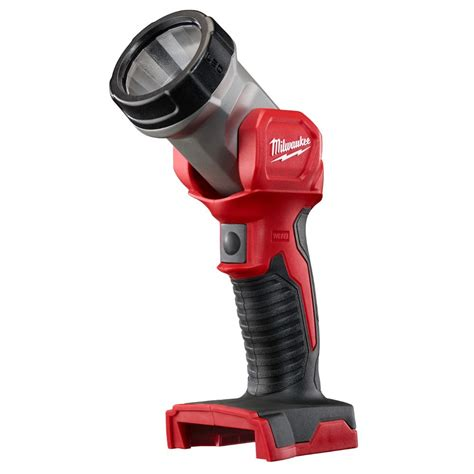 milwaukee m18 led work light milwaukee m18 cordless led work light tool only 2735 20