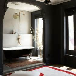 Vintage Black And White Bathroom Ideas by Black And White Vintage Bathroom Ideas Home Designs Project