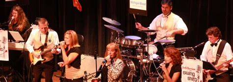 swing shift band dates high impact productions