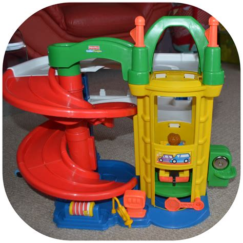 fisher price car garage if it ain t fisher price why fix it rocknrollerbaby