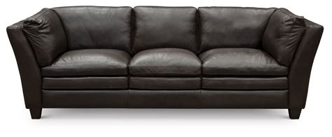 dark sectional sofa contemporary dark brown leather 3 piece sectional capri
