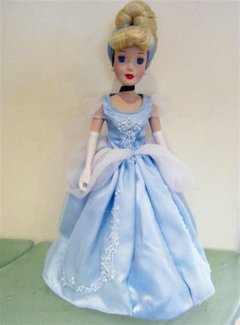 porcelain doll buyers disney princess brass key porcelain doll cinderella 16 quot le