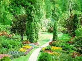 beautiful flower garden amazing wallpapers