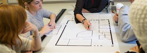interior design associate degree architectural building engineering technology degree program