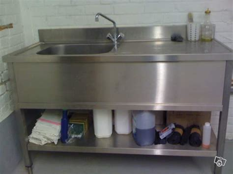 Evier Professionnel Inox Occasion by Plonge Inox Occasion