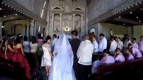 simple church wedding ceremony philippines simple church wedding philippines 2 of 3 expats