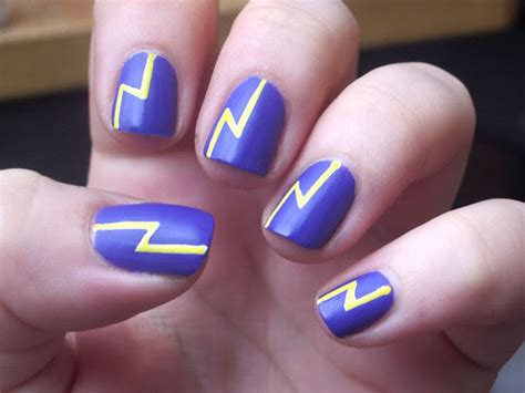 lightning nail art tutorial 30 nail designs for beautifying your hands style arena