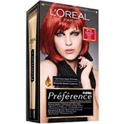 new loreal hair color l oreal feria hair color p76 spice power intence