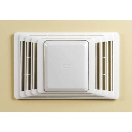 Broan Ventilation Fan Heat Combination With Lights Ceiling Bathroom Vent Heater Light