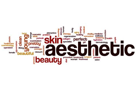 Aesthetic Cover Letter by Aesthetic Word Cloud Nursecode