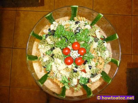 Decorating Ideas For Food Food Decoration Ideas How To A To Z