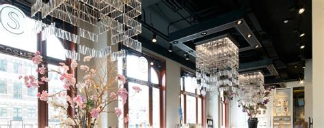 Tile Tile Kosmetik fabbian tile lights up the luxury skins cosmetics shop
