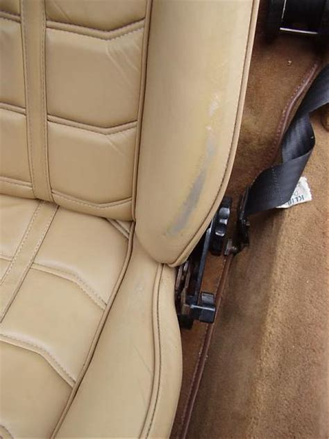 Mb Tex Upholstery by Anyone Done Vinyl Repair On Mb Tex Seats Peachparts