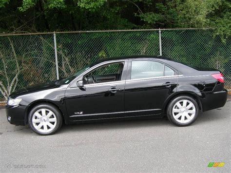 Lincoln Mkz Sedan by 2007 Black Lincoln Mkz Sedan 12131479 Photo 3 Gtcarlot