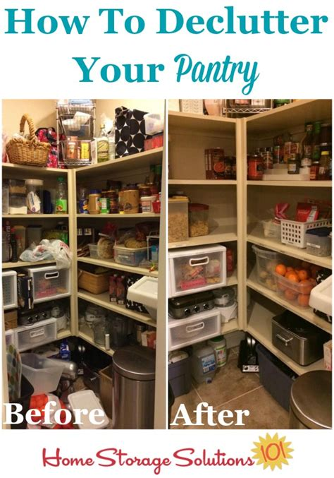 more with less how to declutter your home without sacrificing comfort and coziness â a unique minimalist makeover approach books how to declutter pantry food cupboards