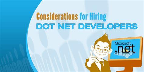 Dot Net Developer Hire Dot Net Developers Tips Hire Asp Net Developer