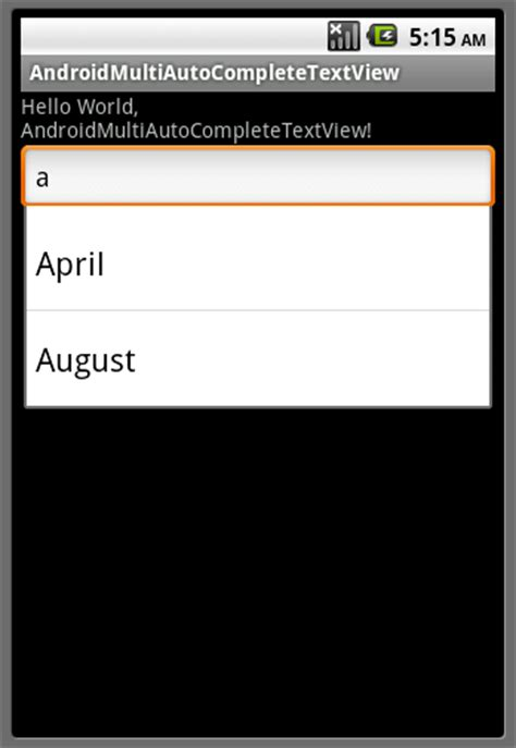 you must supply a layout width attribute android android er exle of multiautocompletetextview