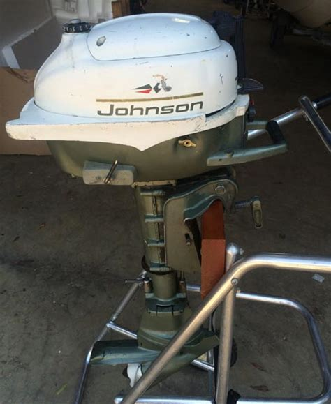 3 hp johnson boat motor 3 hp johnson small outboard for a canoe dingy jon boat