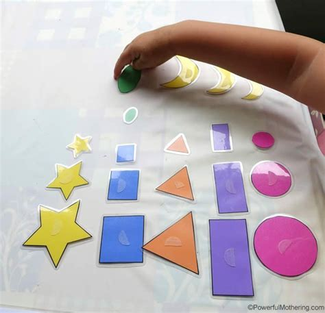 printable shapes for sorting 189 best images about shapes on pinterest busy bags