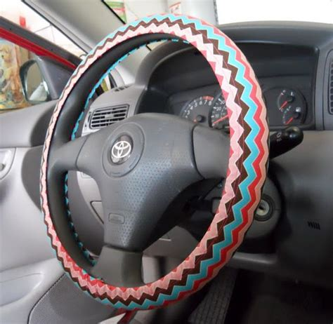 Harga Diy Steering Wheel Cover by Diy Steering Wheel Cover Sewing Crafts