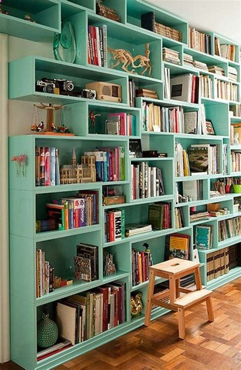 Library Wall Bookshelves Home Library Designs Amp Shelving Ideas Plascon Trends