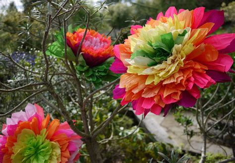 How To Make Paper Mexican Flowers - index of web images 2 day of the dead