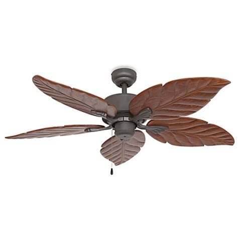 bed bath and beyond ceiling fans 52 inch tortuga bronze ceiling fan bed bath beyond