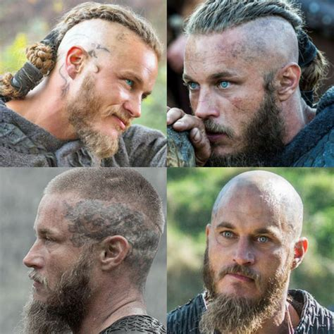 ragnar haircut ragnar lodbrok hair www pixshark com images galleries