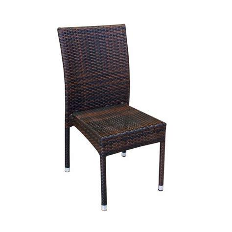 sedie intrecciate sedia intrecciata per esterno impilabile struttura in