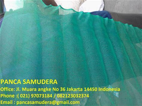 Jaring Hijau jaring kassa putih jaring kassa hijau jaring polynet