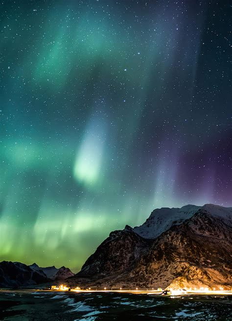 a northern norway home that isn t afraid of color design northern norway home of the northern lights up kn 214 rth