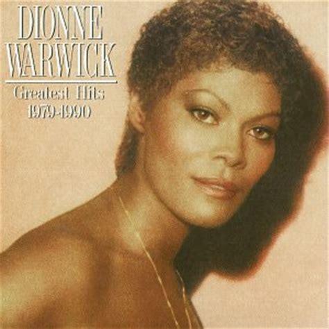 dionne warwick greatest hits, 1979 1990 amazon.com music