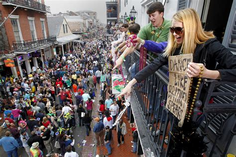 Mardi Gras Hotels With Balconies by French Quarter Noise Ordinance Prepared By New Orleans