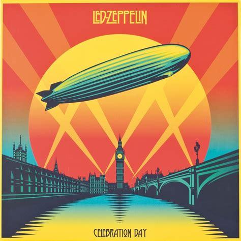 led zeppelin testi test schallplatte led zeppelin celebration day warner