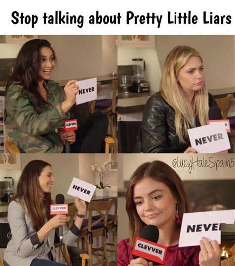 pretty liars meme best 25 liar meme ideas only on pll memes
