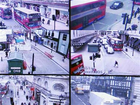 london's cctv surveillance in place for olympics video