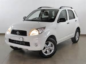 Daihatsu Terios South Africa Used Daihatsu Terios For Sale In Gauteng Cars Co Za Id