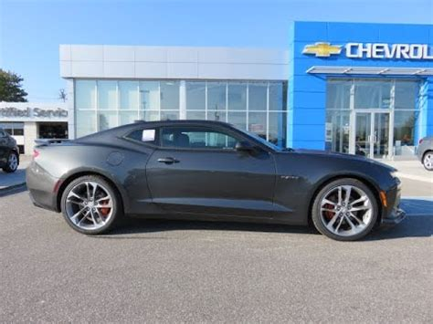 2017 camaro 2ss nightfall grey youtube