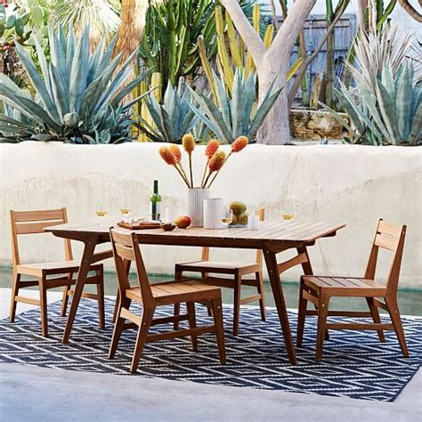 West Elm Dining Table Sale West Elm Outdoor Furniture Sale Save 30 Select Outdoor Dining Chaise Lounge Must Haves