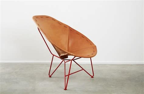 saddle leather chairs by garza marfa saddle leather oval chair garza marfa