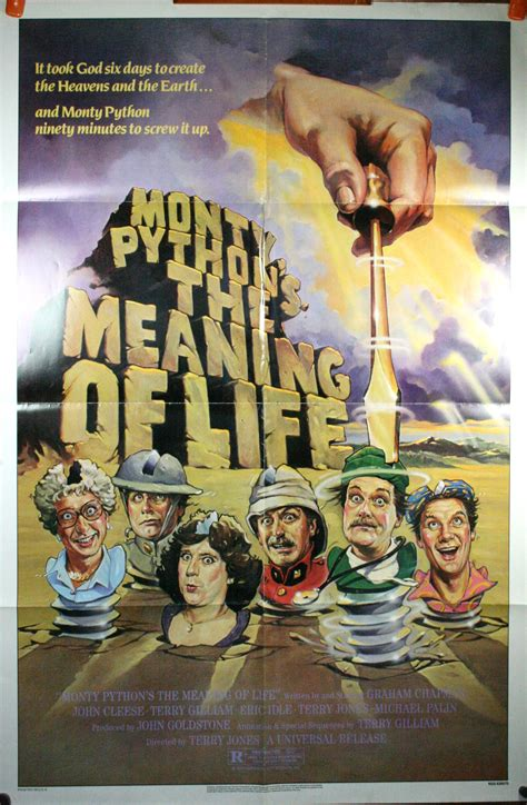 biography documentary meaning monty python movie poster