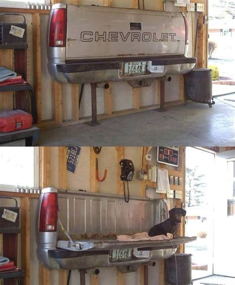 tailgate bench seat 1000 images about man caves garages on pinterest