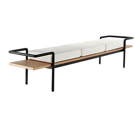 morrisons garden bench jasper morrison botan bench