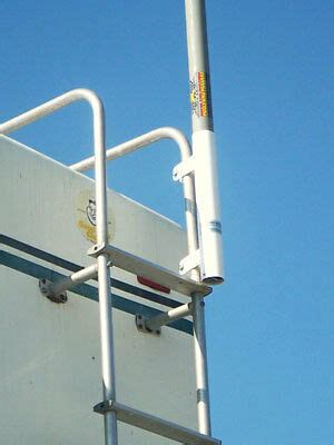 rv ladder mount  flag pole bracket rv bracket ebay