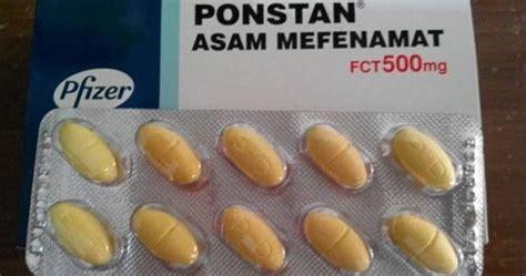 Obat Ponstan ponstan obat sakit gigi sembuhkan sakit gigi seketika