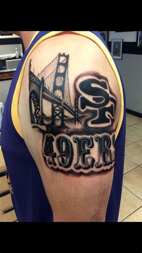 49ers tattoo 49ers 49ers