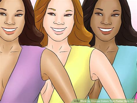 how to choose colors that will flatter your eyes how to choose colors that flatter skin tone 11 steps